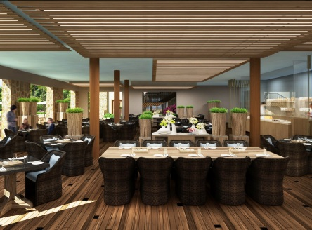 Choice of 3 restaurants at Kempinski Seychelles
