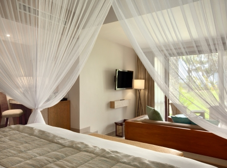 Room at Kempinski Seychelles Resort