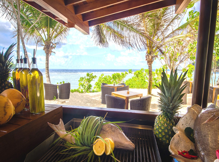 Windsong Beach Bar & Grill, Kempinski Seychelles
