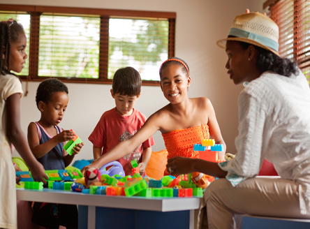Childrens Club at Kempinski Seychelles Resort