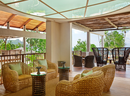 Planters Bar at Kempinski Seychelles