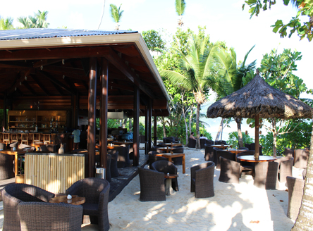 Windsong Bar at at Kempinski Seychelles Resort