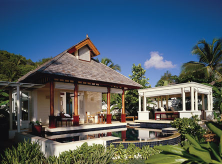 2-bedroom Double Pool Villa at Banyan Tree Seychelles