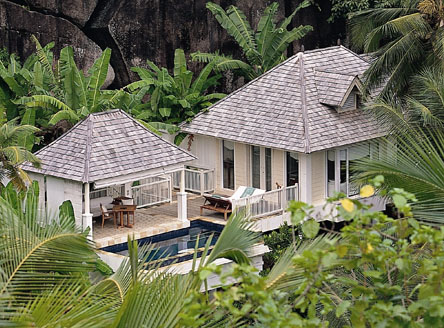 Hillside Pool Villa at Banyan Tree Seychelles