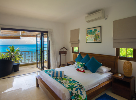 Belhorizon Apartments on Mahe Island Seychelles