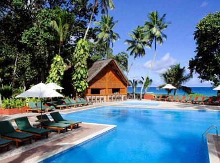 Berjaya Beau Vallon On Mahé Island Seychelles