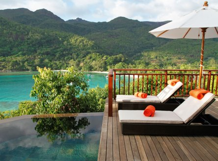 Soak up the sun at Ephélia Resort