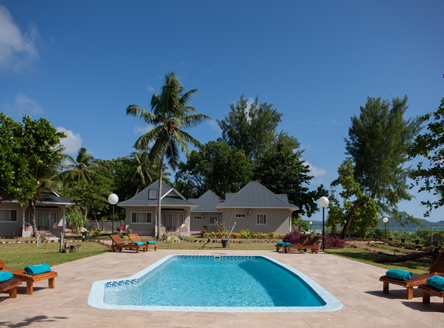 Cote d'Or Footprints self-catering apartments on Praslin
