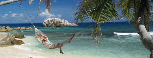 Relaxing Seychelles holiday - perfect for a Seychelles honeymoon