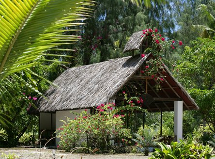 Denis Island Chapel for a romantic Seychelles wedding