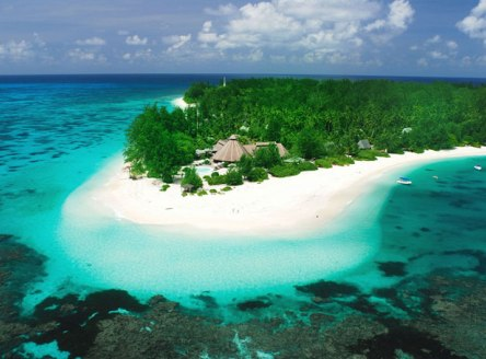 Denis Private Island Seychelles
