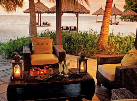 Relax at the 5-star Desroches Island Resort