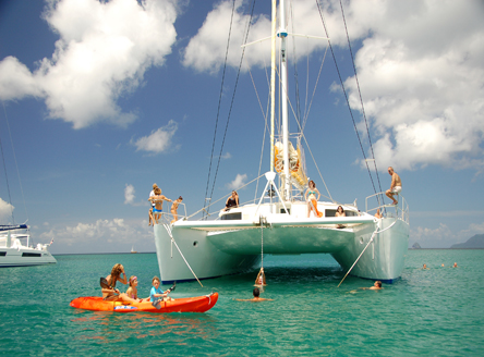 Silhouette Sailing Cruises Seychelles