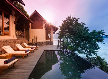 Enchanted Island Seychelles