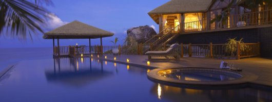 Luxury Seychelles hotels with Just Seychelles