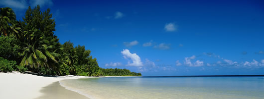 Seychelles holidays for pristine white sand beaches