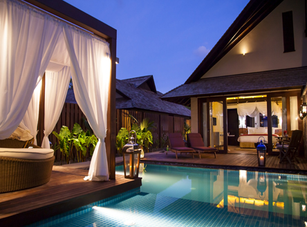 H Resort Seychelles - a luxury boutique hotel on Mahe Island