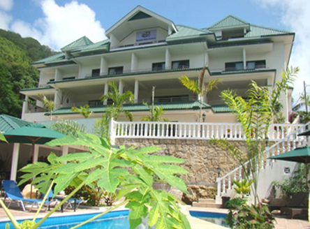 Holiday in Seychelles at Hanneman Holiday Residence