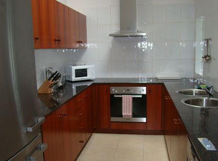 Superb kitchen facilities for your self catering holiday in Seychelles