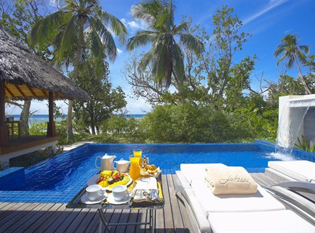 Luxury Pool Villas at Hilton Seychelles Labriz