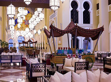 Movenpick Ibn Battuta Gate Dubai
