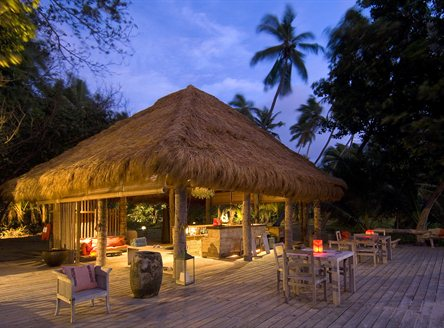 Barefoot luxury of North Island Seychelles