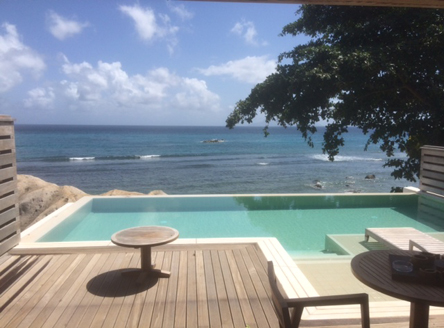 Hilton Seychelles Northolme new Oceanview Pool Villa