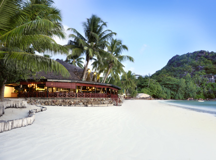 Paradise Sun Seychelles is set on the beautiful Cote d'Or beach