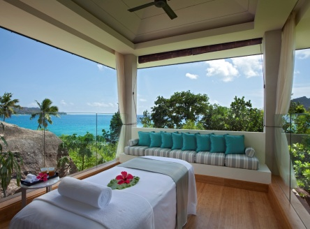 Spa at Raffles Seychelles