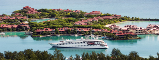 The Boutique Crystal Esprit Yacht offering All-Inclusive Luxury as you cruise around the idyllic islands.