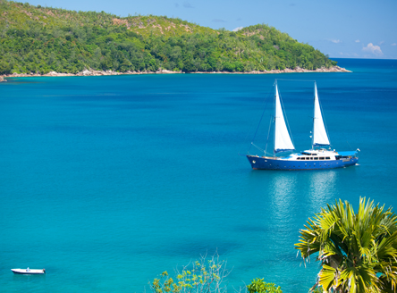 Silhouette Cruises Seychelles