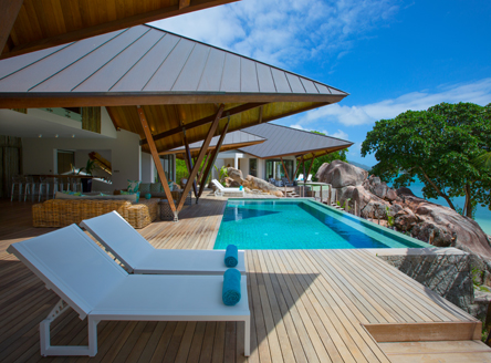 Villa Deckenia - luxury private villa in Seychelles
