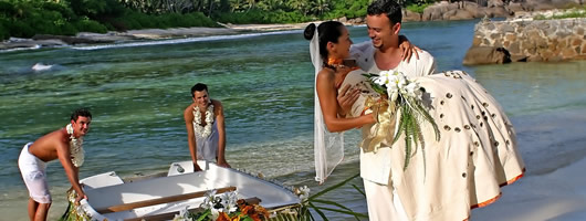 Seychelles weddings