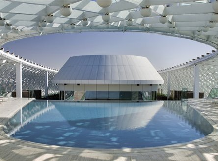 Swimming Pool at Yas Viceroy